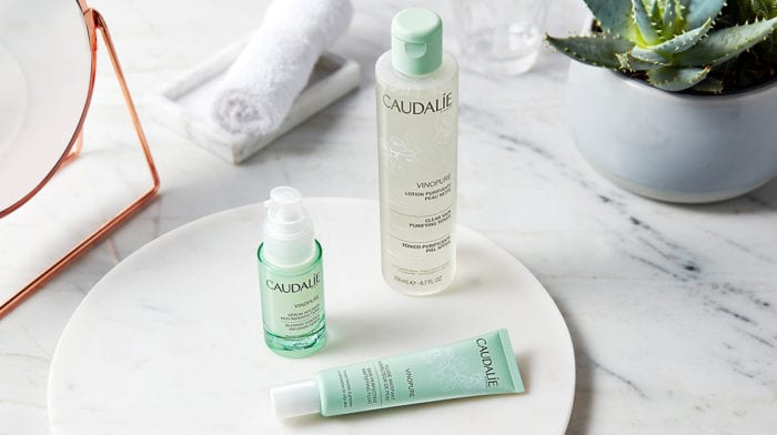 Caudalie Vinopure: the natural skincare range for oily skin
