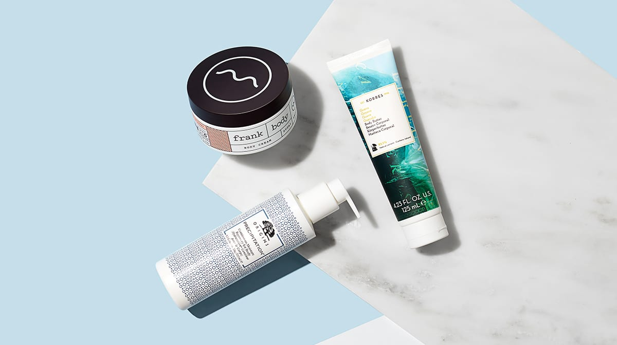 The best body moisturisers for smoother skin