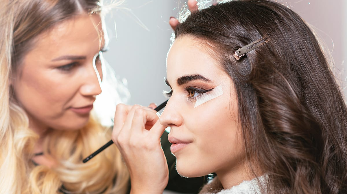 Fashion week backstage beauty essentials