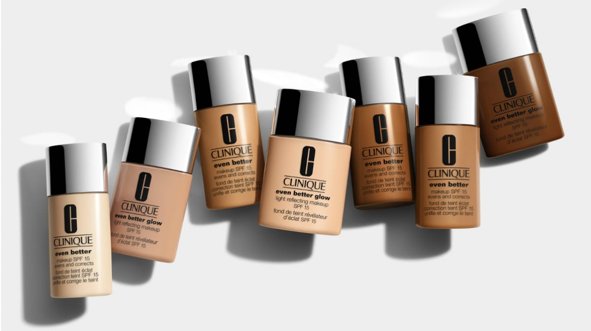 Why we love the Clinique Even Better Foundation