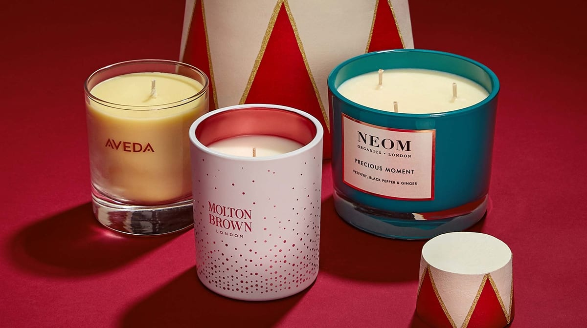 Best Christmas candles for winter 2018