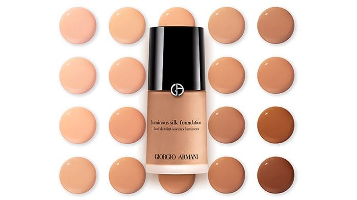 Why is the Giorgio Armani Luminous Silk Foundation so popular?
