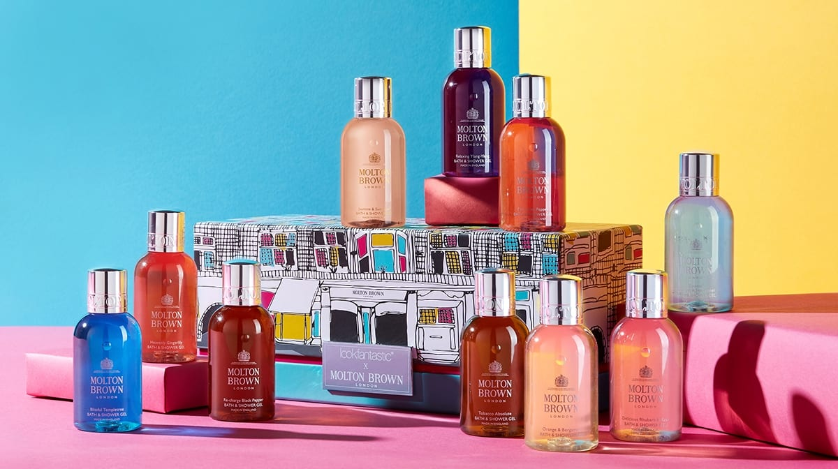 What's inside the exclusive lookfantastic x Molton Brown Beauty Box?