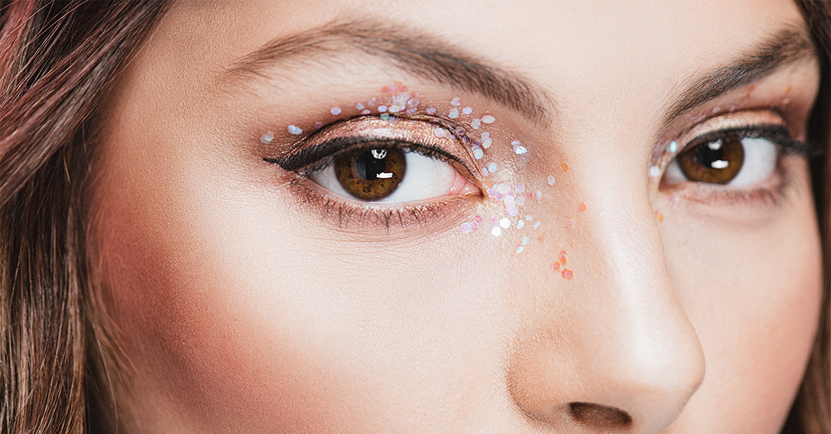 The best glitter eyeliners and liquid eyeshadows for Christmas
