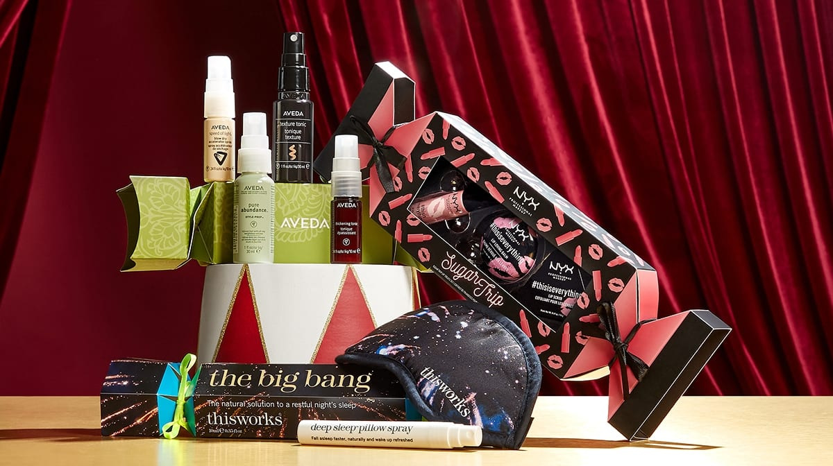The best beauty baubles and crackers for Christmas