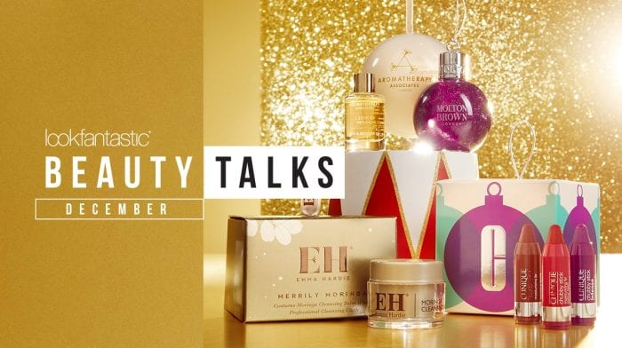 December: Beauty Talks Q + A