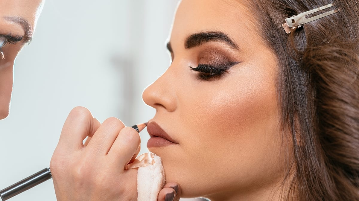 Party-perfect finishing touches to your beauty routine