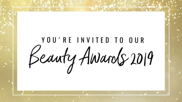 The lookfantastic Beauty Awards 2019