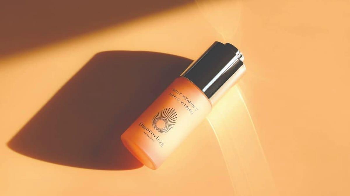 Say hello to bright skin with Omorovicza's new Vitamin C Serum