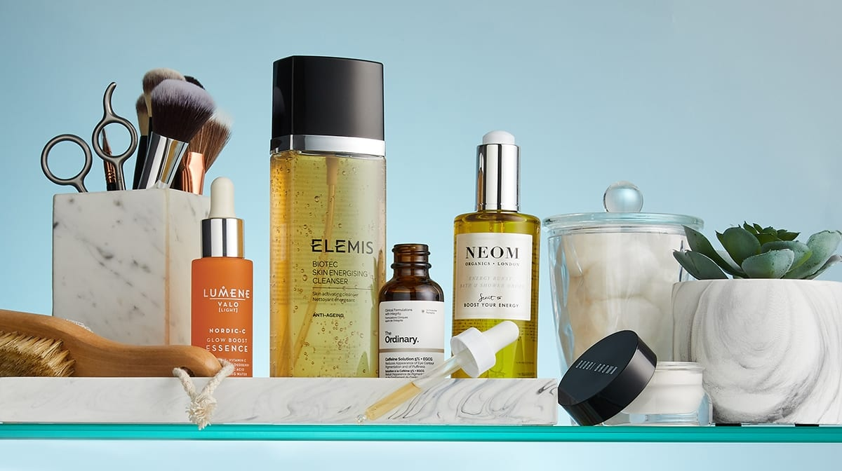 Skincare Shelfie: The best anti-fatigue beauty products