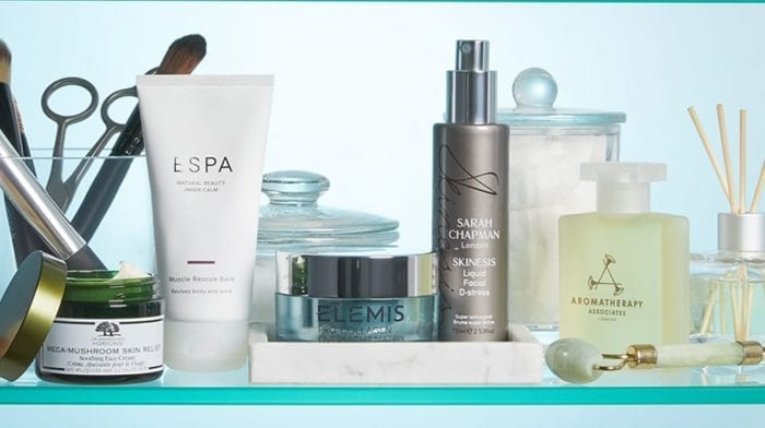 Skincare Shelfie: The best beauty products to beat stress