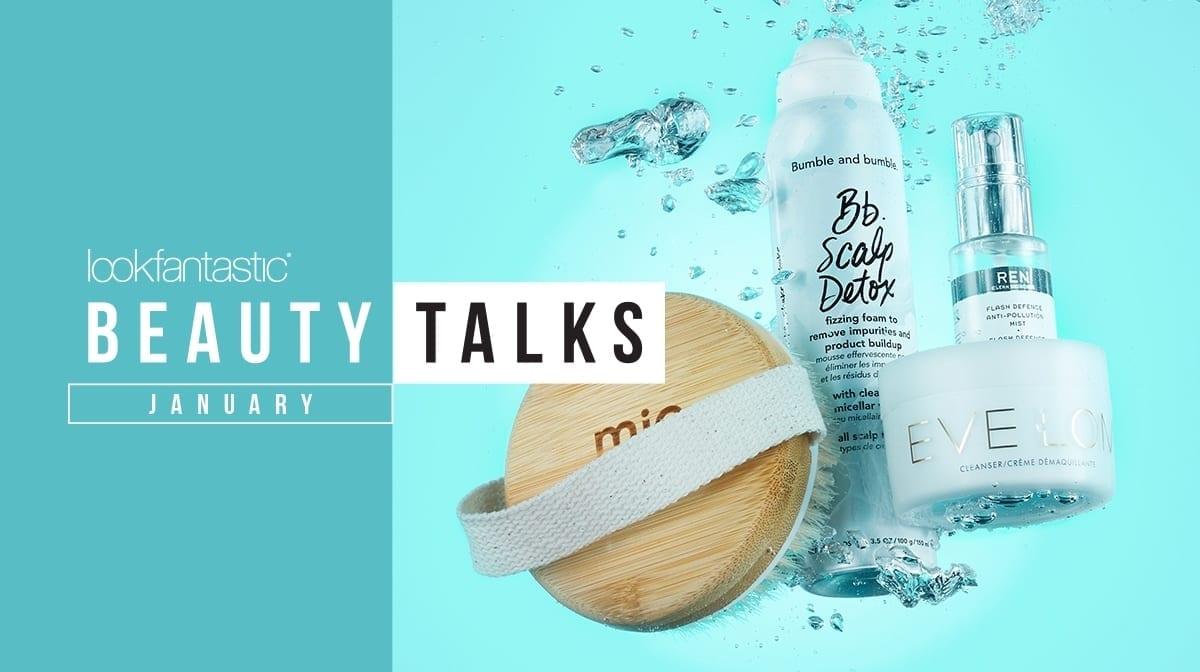 January: Beauty Talks Q+A