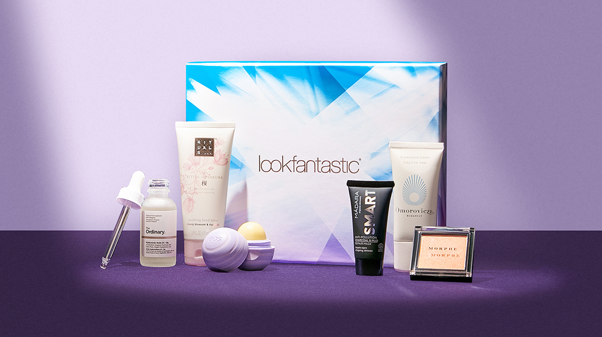 Discover the lookfantastic March Beauty Box