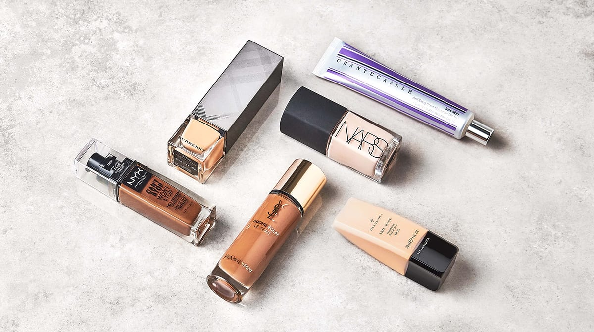 Which is the best foundation finish for me?