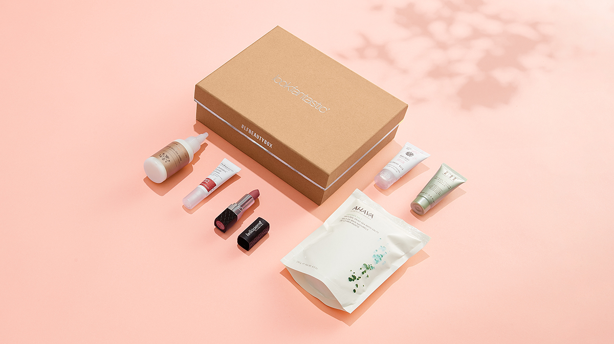 Discover the lookfantastic April Beauty Box