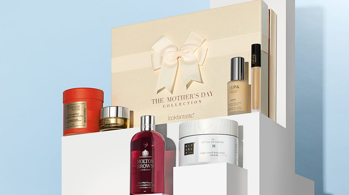 Discover the lookfantastic Mother's Day Collection