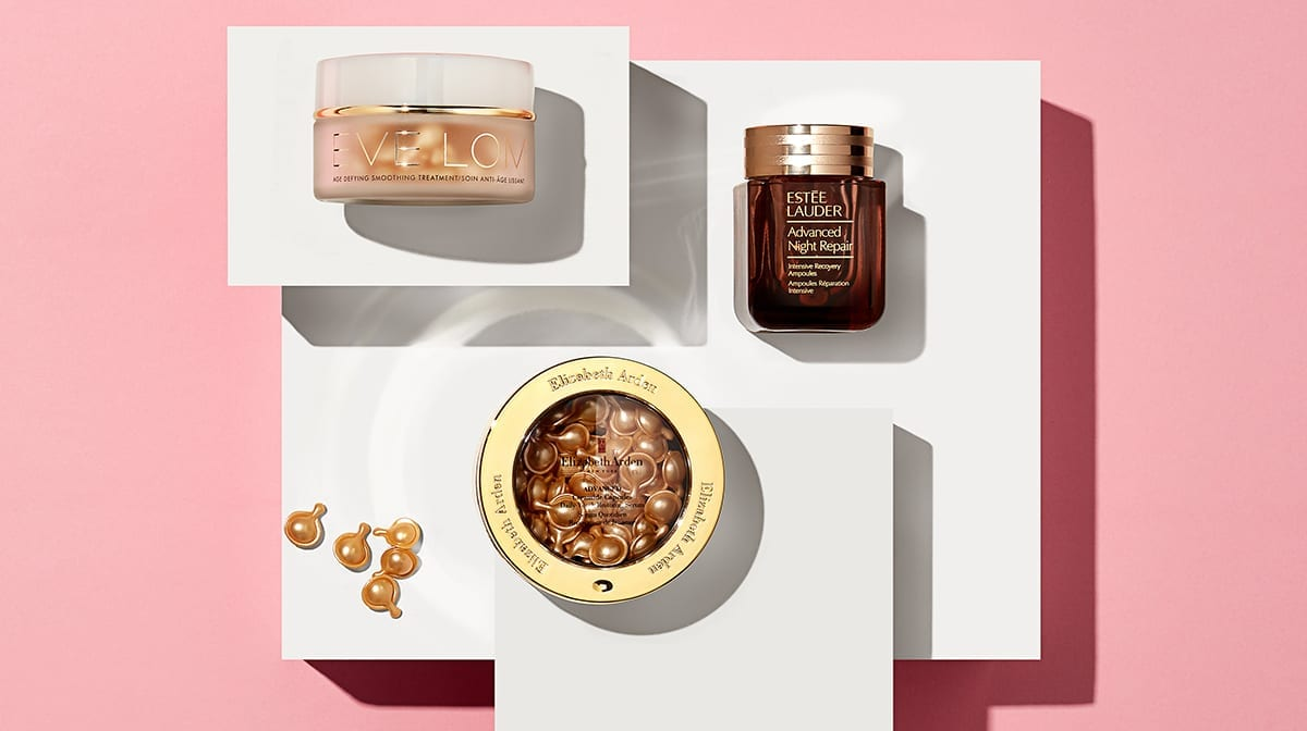 The best skincare ampoules and capsules