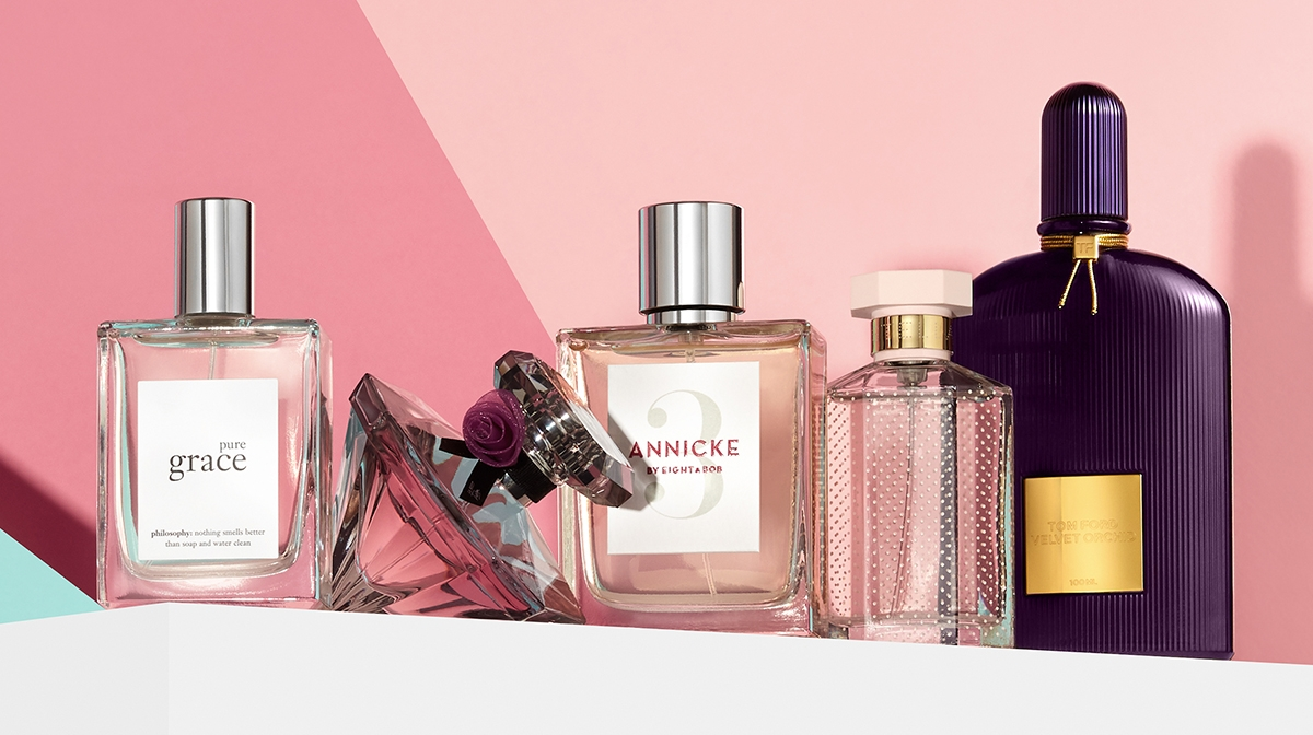 An edit of the best perfumes for women 2020