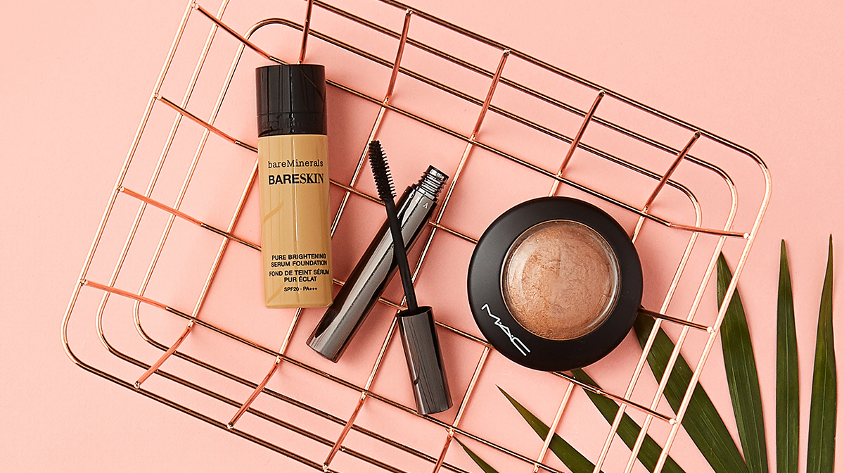The best mineral makeup products for sensitive skin