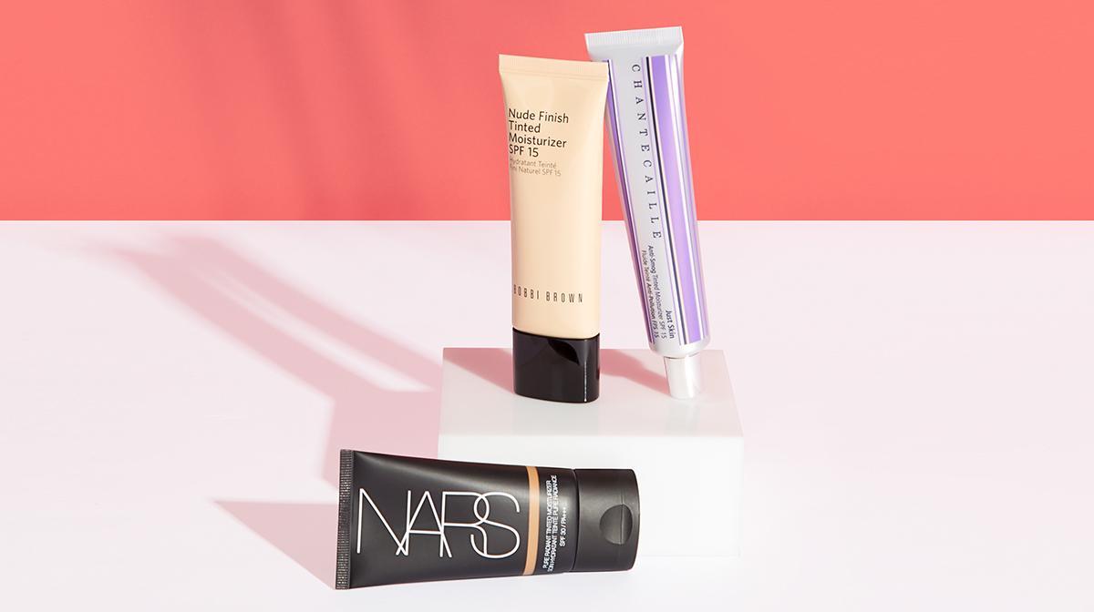 10 of the best tinted moisturisers