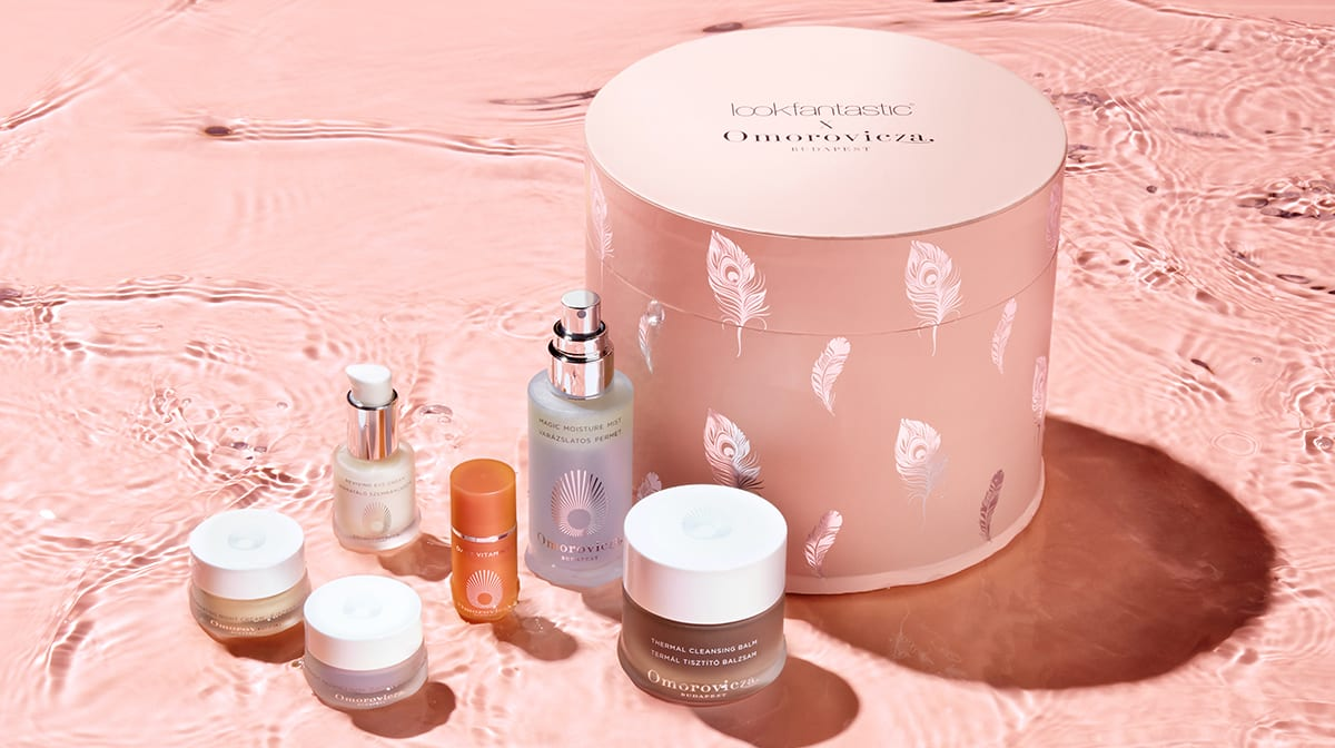 Discover the lookfantastic x Omorovicza Limited Edition Beauty Box