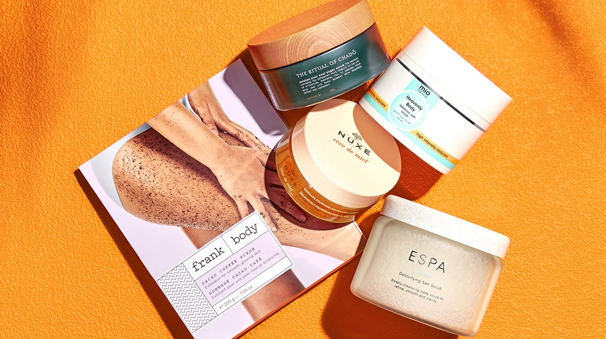 10 of the best body scrubs 2019