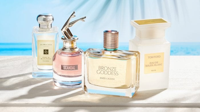 10 of the best summer perfumes
