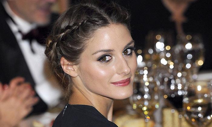 Copia el maquillaje de Olivia Palermo