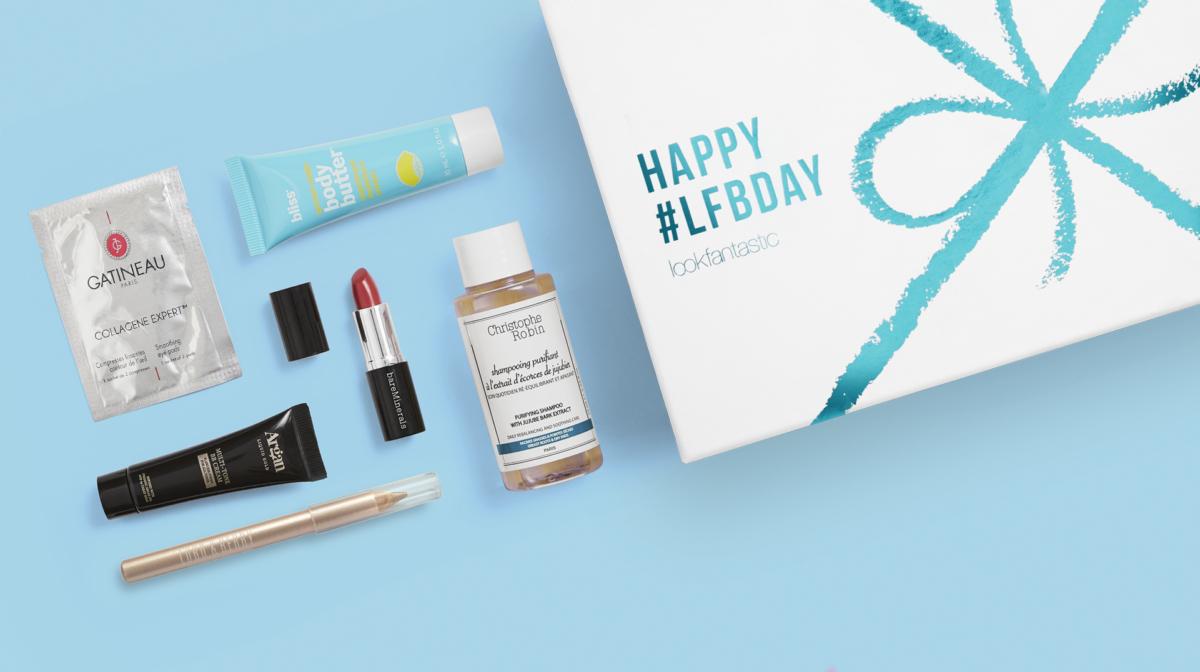 ¿Qué hay en nuestra  Caja de Belleza #LFBDAY?