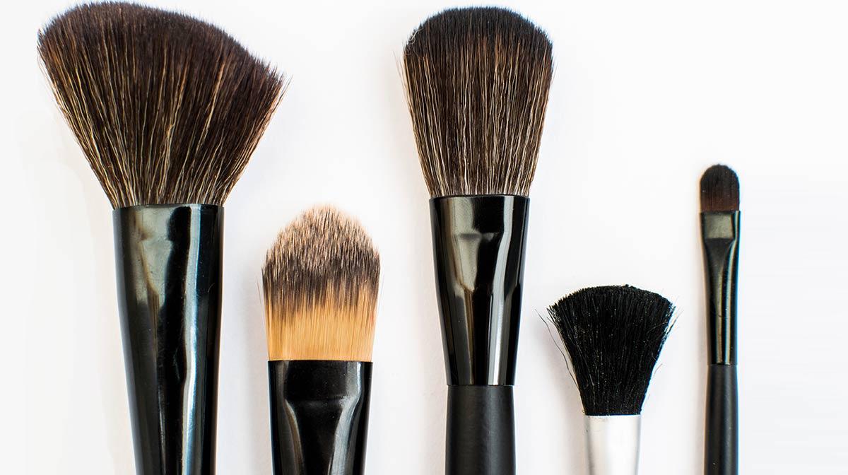 Cómo Distinguir Las Brochas De Maquillaje