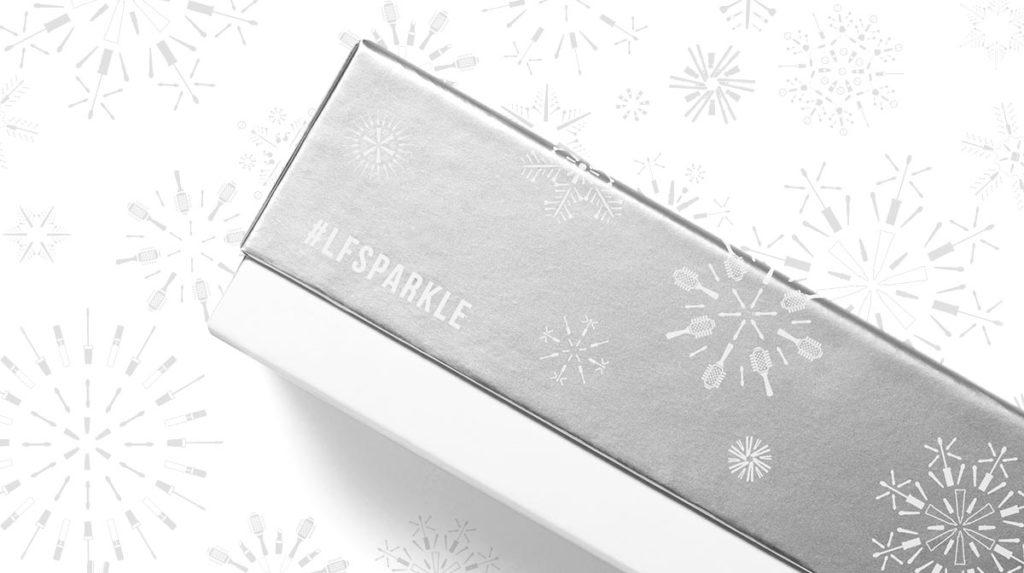 Caja de Belleza Noviembre #LFSPARKLE