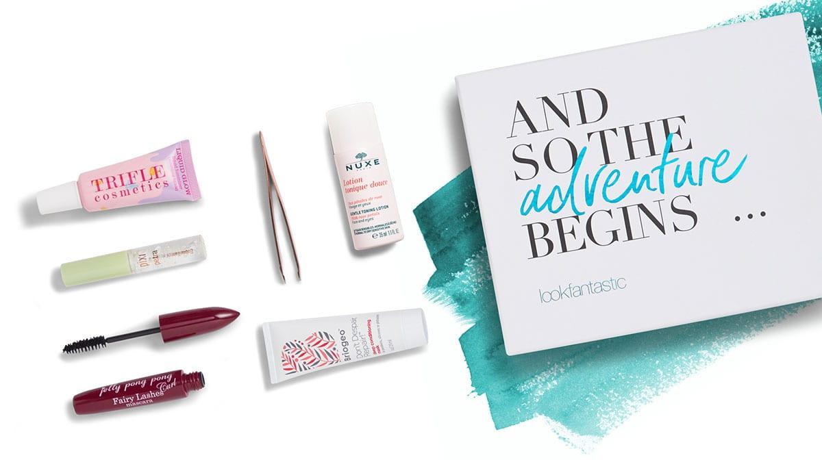 ¿Qué hay en la primera Beauty Box de 2017?