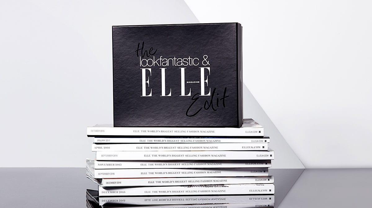 Echad un vistazo a la Beauty Box de Marzo: Edición Especial con Elle UK