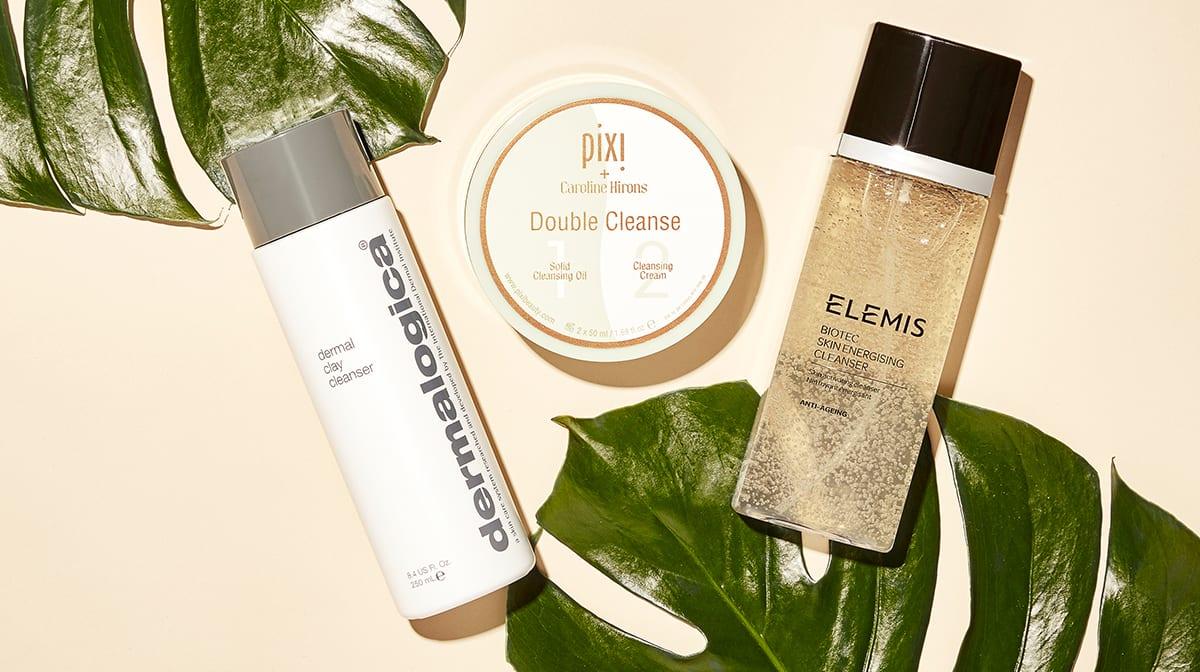 Top 5 limpiadores faciales para verano