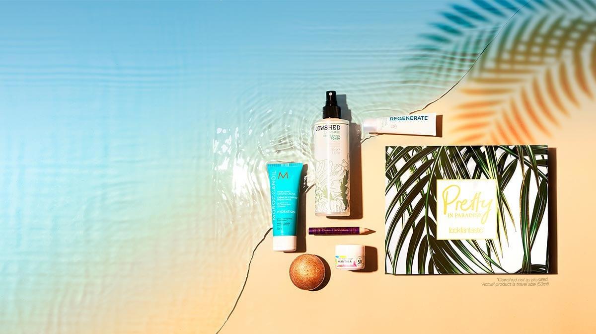 ¿Qué hay dentro de la Beauty Box de julio?