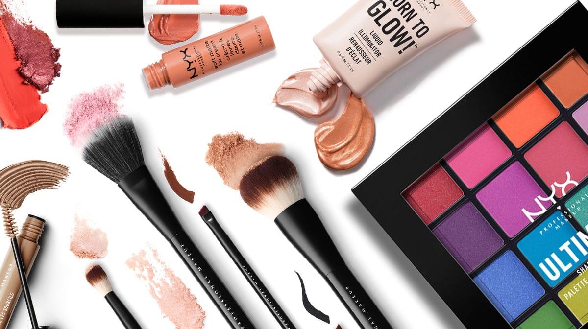 6 top productos de NYX Professional Makeup