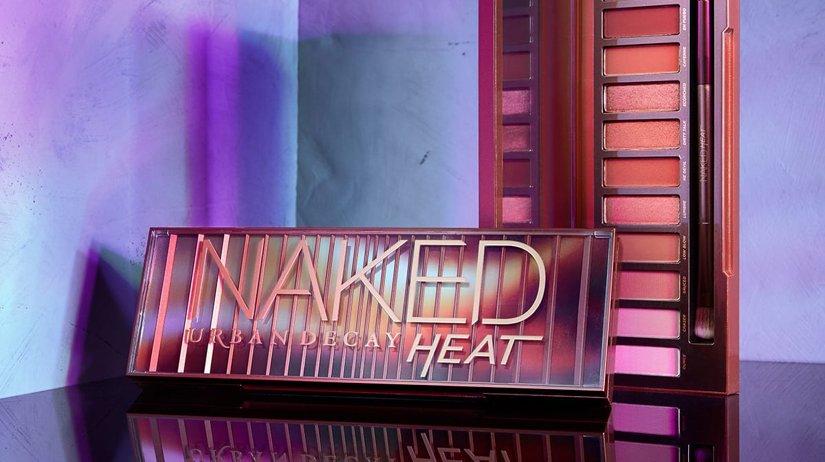Urban Decay: Paleta Naked Heat