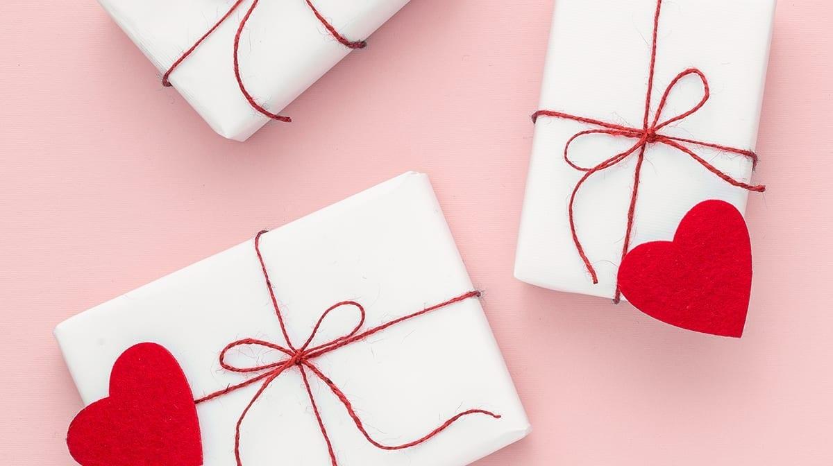¿Qué regalar este día de San Valentín?