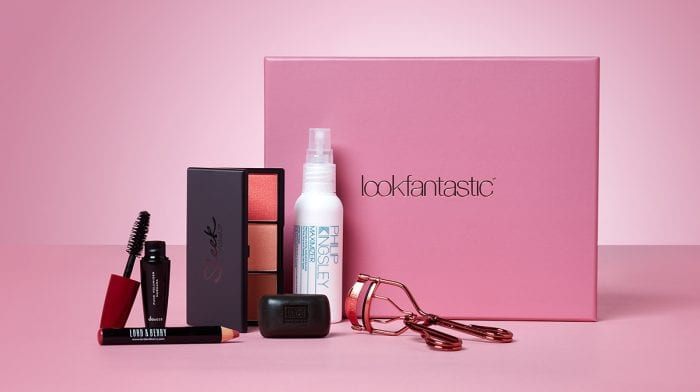 La Beauty Box de lookfantastic de febrero