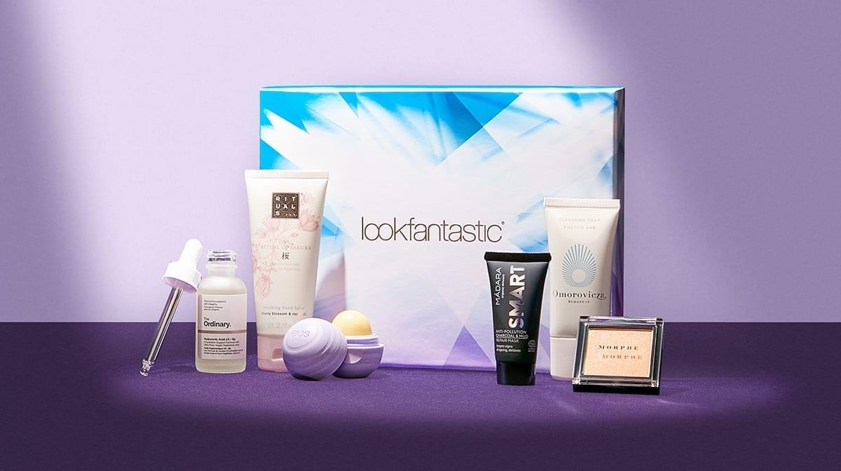 La Beauty Box de lookfantastic de marzo