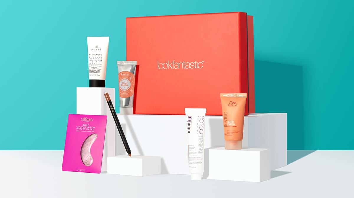 La Beauty Box de lookfantastic de mayo