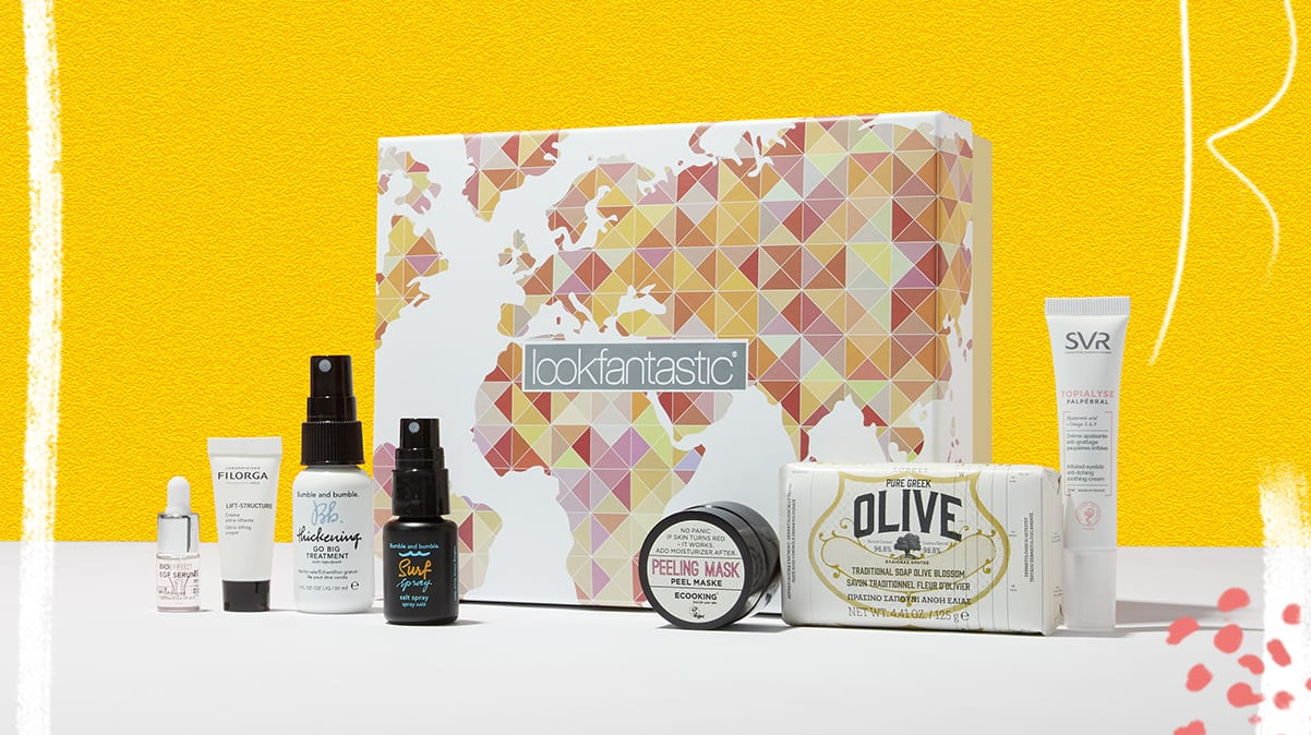 La Beauty Box de lookfantastic de junio