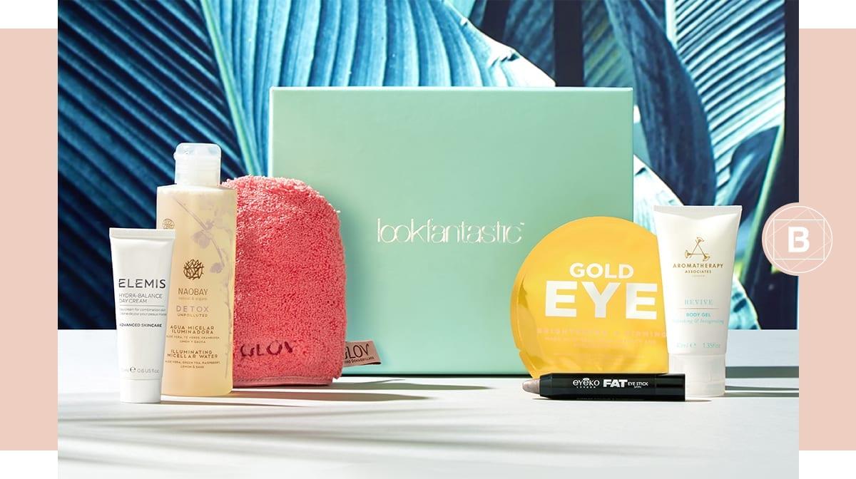 La lookfantastic Beauty Box de julio