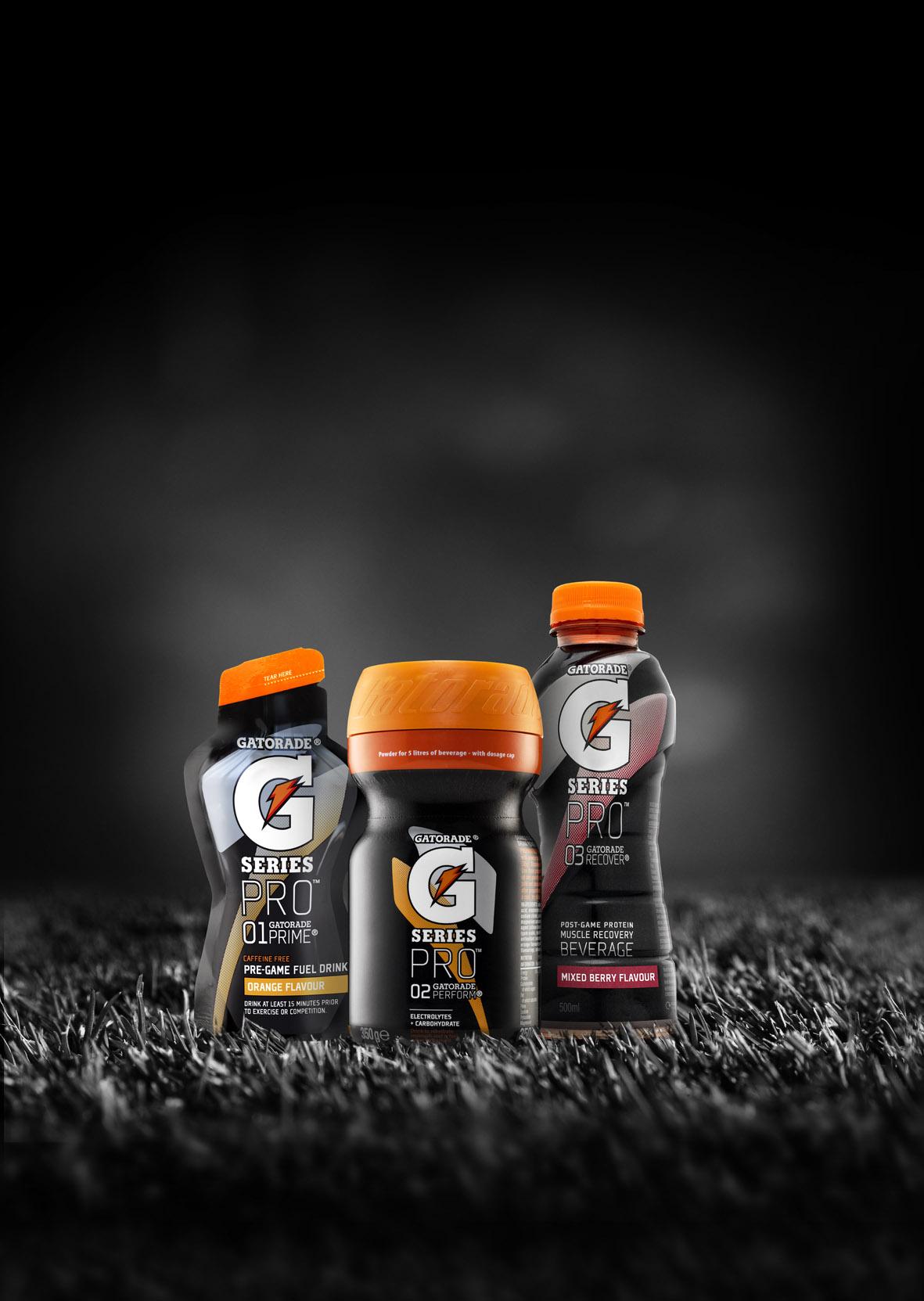 Gatorade - Nutrition for Cycling