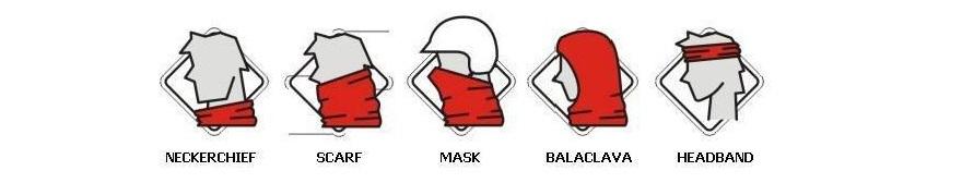 Buff headwear guide
