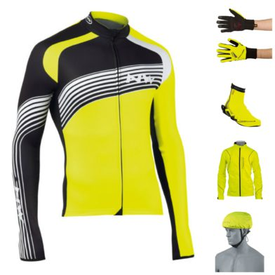 High Visibility Cycling Clothing for Autumn / Winter 2014