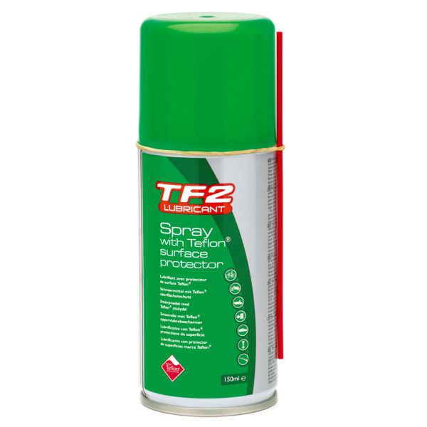 teflon spray bike protect and seal
