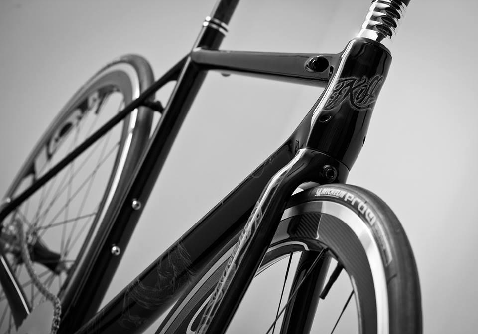 Token wheels on a bike