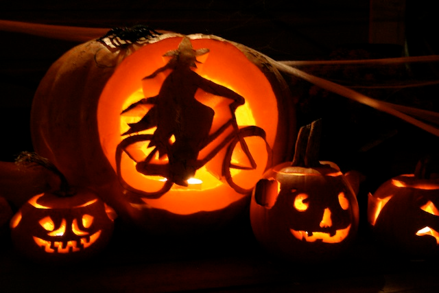 Top 5 Halloween Cycling Horror Stories
