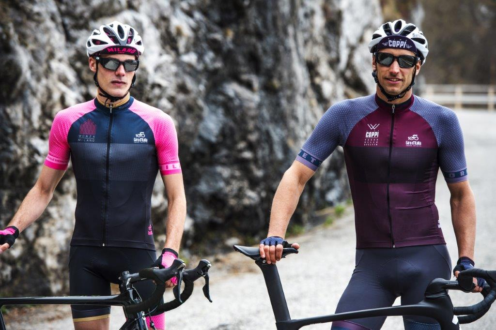 Santini's Giro d'Italia Capsule Collection: the Inspiration behind the Designs